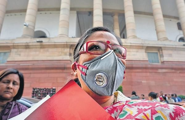 AAP government attacked in Lok Sabha over pollution