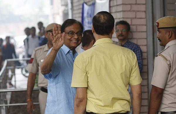 INX Media case:SC seeks ED response on Chidambaram's bail plea