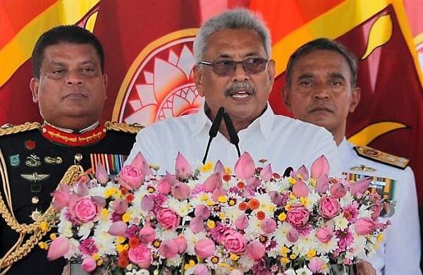 Newly-elected Lankan President Gotabaya Rajapaksaaccepts Imran Khan's invitation to visit Pakistan