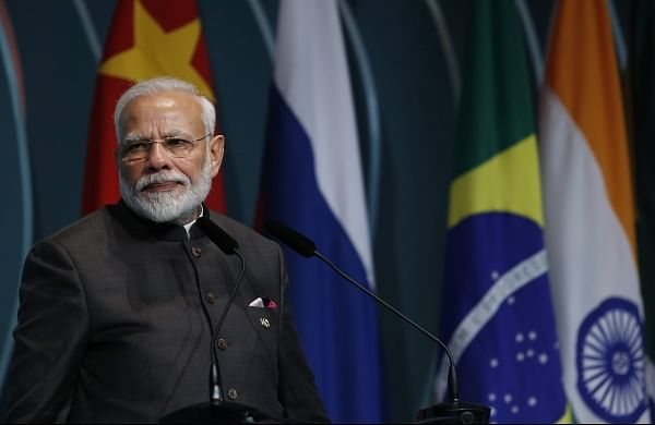 PM Modi undertook seven foreign trips to nine countries from August-November: MEA