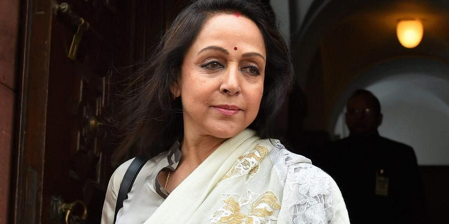 MPs from other states not taking interest in Delhi's pollution crisis: Hema Malini