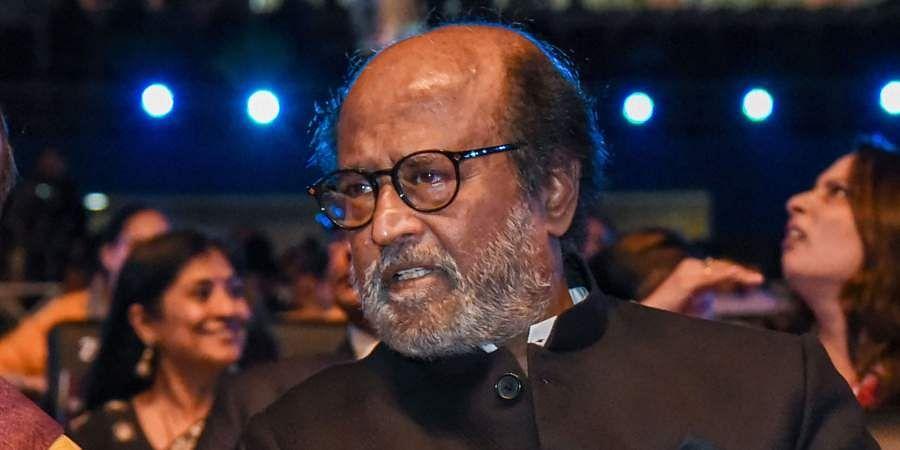 Rajinikanth at IFFI