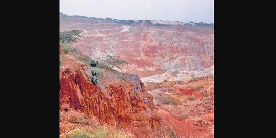 Bhatti mines