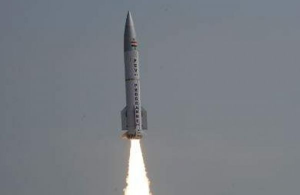 Night test of nuke capable Prithvi-II ballistic missile goes successful
