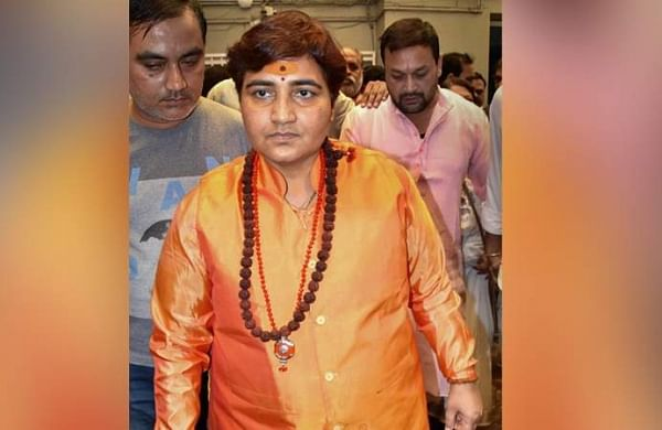 Malegaon blast accused Pragya Thakur in Defence Ministry panel led by Rajnath Singh