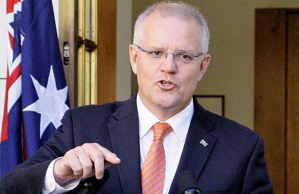 Australian PM denies climate policies link to bushfires as smoke chokes Sydney