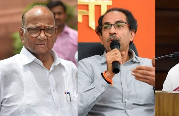 Maharashtra govt formation: Congress-NCP meet prepares contours of forging alliance with Shiv Sena