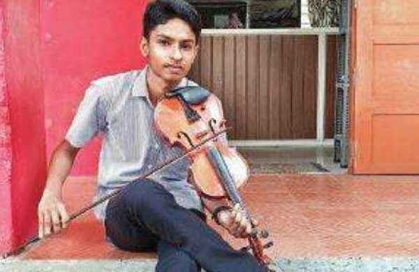'Violin has always left me in awe'