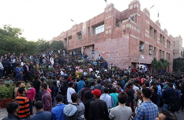 JNU issues list of Rs 2.79 crore mess dues, Union terms it 'an attempt to threaten students'