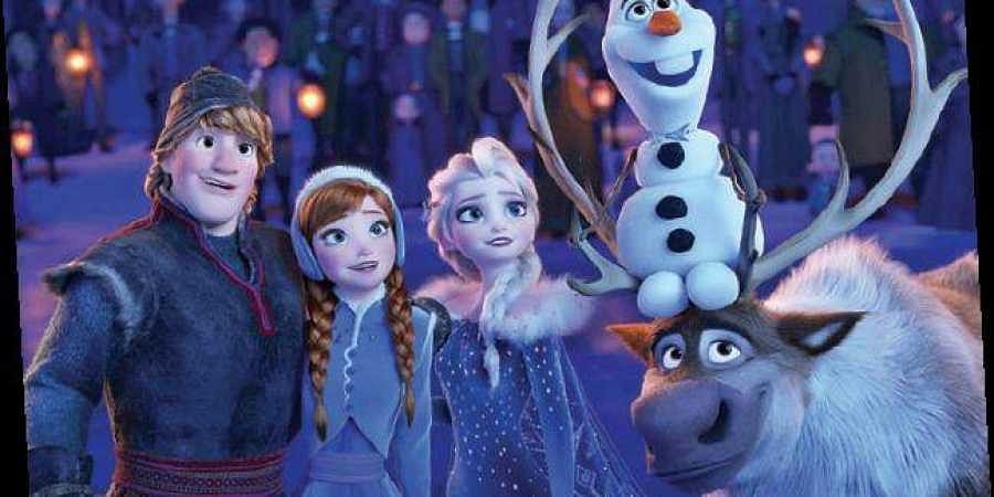 Frozen 2 Review Great Vfx Music Almost Save This Unnecessary Sequel The New Indian Express
