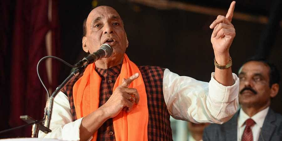 Union Defence Minister Rajnath Singh (Photo | PTI)