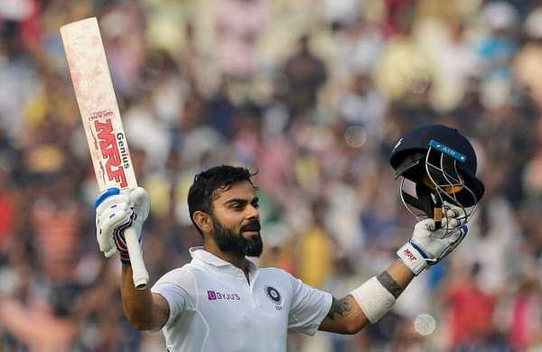 Virat Kohli (India): 20 centuries  as skipper