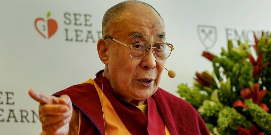 Tibetan spiritual leader Dalai Lama