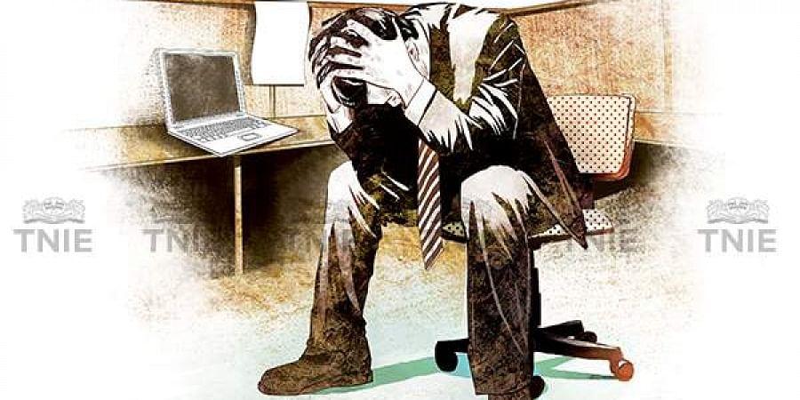 Jobs, unemployment, depression, job loss