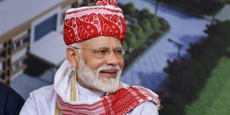 Narendra Modi, PM Modi