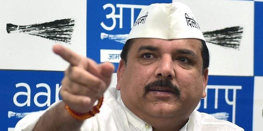 AAP leader Sanjay Singh