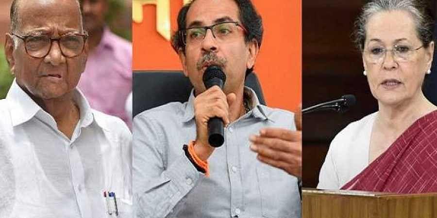 Pawar, Uddhav, Sonia