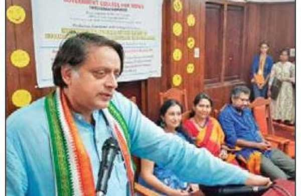 Social media is now a space of brevity, says Shashi Tharoor