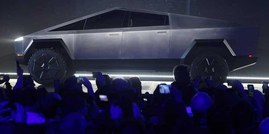 Tesla, Cybertruck, Elon Musk