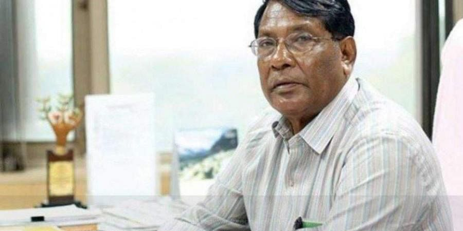 Jharkhand Congress chief Rameshwar Oraon