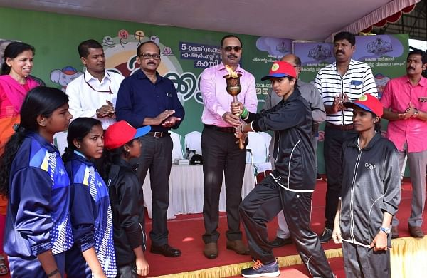 1,200 tribal kids across state taking part in SC/ST sports festival