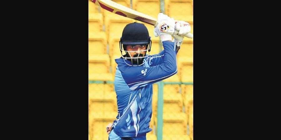 Karnataka batsman KL Rahul