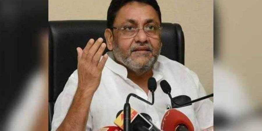 NCP's Mumbai unit chief Nawab Malik (Photo | PTI)