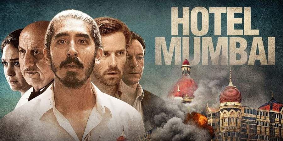 HOTEL MUMBAI (2018): DIRECTOR: Anthony Maras | CAST: Dev Patel, Armie Hammer, Nazanin Boniadi, Tilda Cobham-Hervey, Anupam Kher, Jason Isaacs, Suhail Nayyar