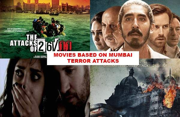 In one of the most horrific terrorist attacks in the country's history, 166 people were killed and over 300 injured as 10 heavily-armed terrorists from Pakistan created mayhem in Mumbai on November 26, 2008. Here are the must-watch films and TV series based on the deadly attacks.