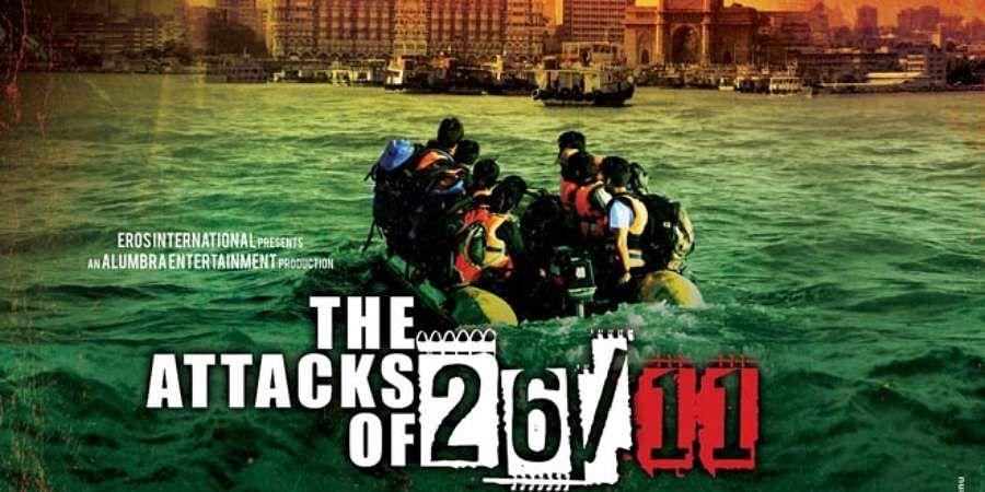 THE ATTACK OF 26/11 (2013 - FILM): THE ATTACK OF 26/11: DIRECTOR: RAM GOPAL VARMA | CAST: Nana Patekar, Rahaao, Sanjeev Jaiswal