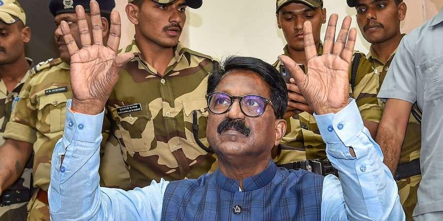 Shiv Sena MP Arvind Sawant