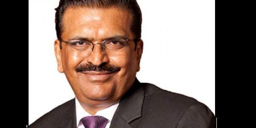 Karvy Group chairman C Parthasarathy