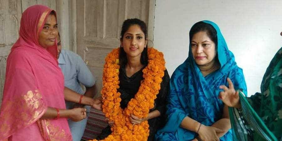 Congress MLA from Rae Bareli, Aditi Singh