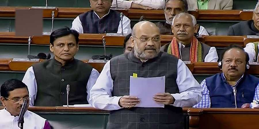 Amit Shah, Lok Sabha