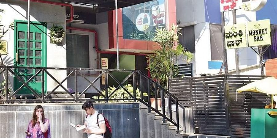 Monkey Bar, a pub in Indiranagar, shut down on Monday, leaving its employees out of jobs. It is the third big watering hole to down its shutters.