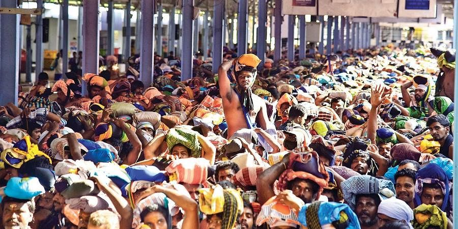 Image result for sabarimala revenue hundi