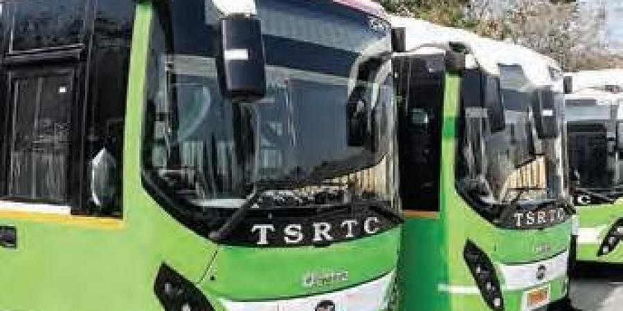 TSRTC bus