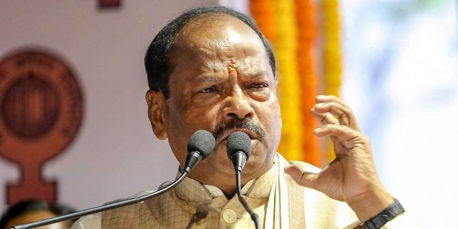 Jharkhand CM Raghubar Das