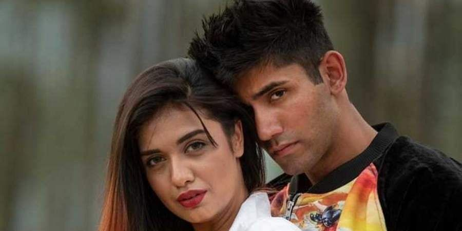 Real-life couple Varun Sood and Divya Agarwal
