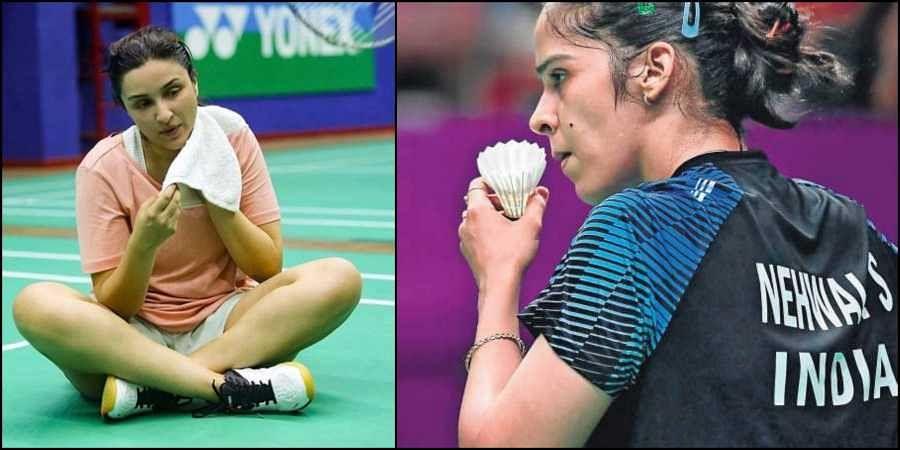 Parineeti CParineeti Chopra will be portraying ace badminton player Saina Nehwal on the big screen.