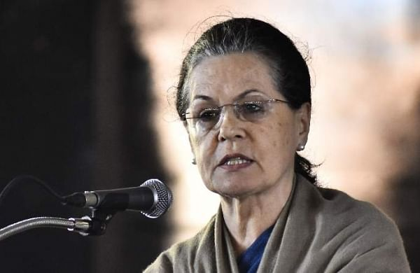 Sonia Gandhi condoles loss of lives in Delhi fire incident, urges authorities to provide all assistance