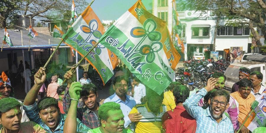 TMC supporters