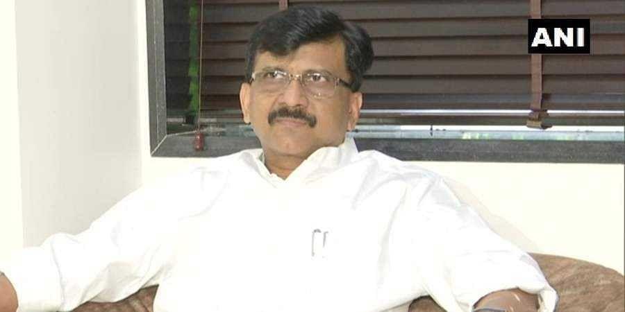 Senior Shiv Sena leader Sanjay Raut