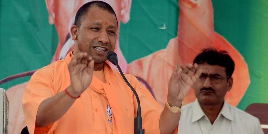 Uttar Pradesh CMYogi Adityanath