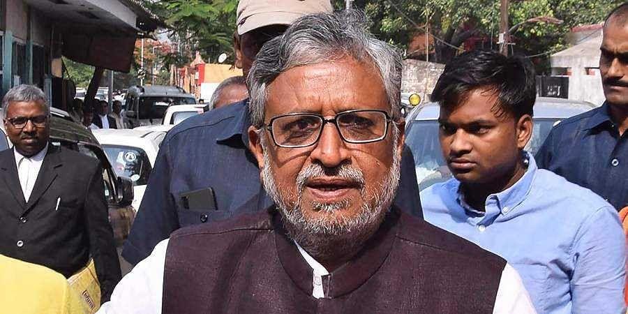 Bihar Deputy CMSushil Kumar Modi