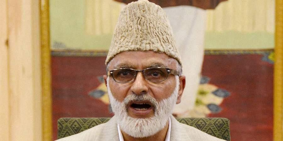 National Conference leader Ali Mohammad Sagar