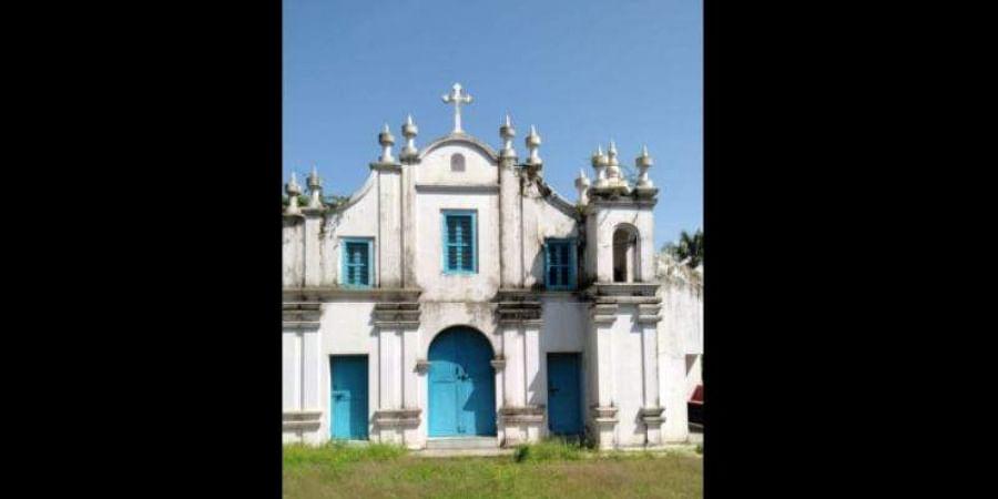 Anjediva Island Church
