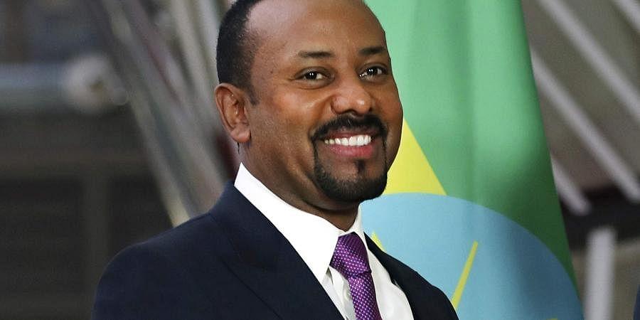 Ethiopian Prime Minister Abiy Ahmed. (Photo | AP)
