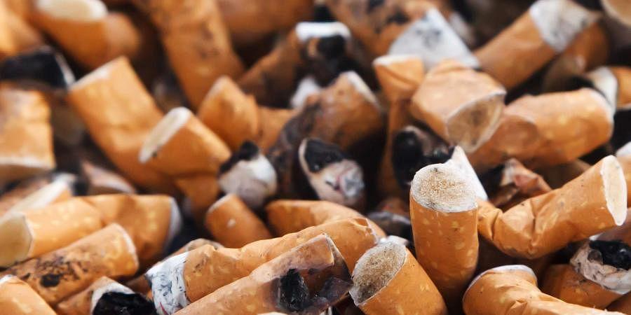 Smoking, Cigarette, Smoke ban