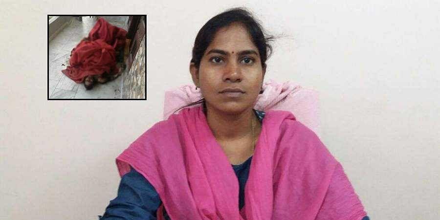 Abdullapurmet Tahasildar Vijaya Reddy